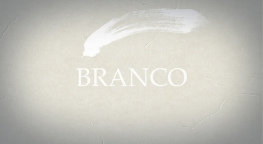 "Still frame from my short animated film ""Branco"" (White)"